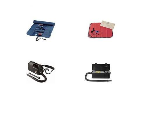 Desco ESD Field Service Kits and Vacuum Cleaners