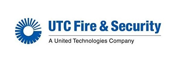 UTC Fire Security Logo