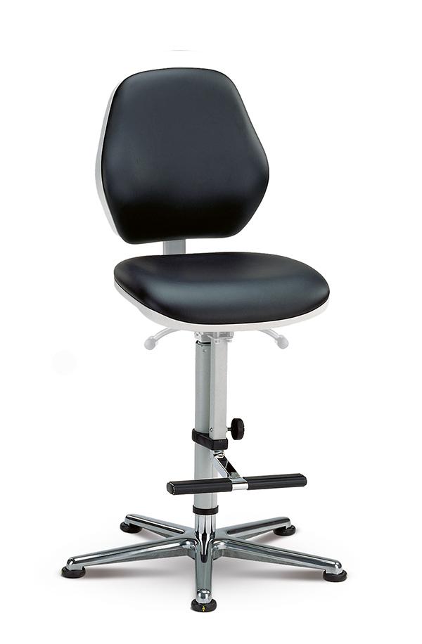 9141C Clr werkstoel Basic 3
