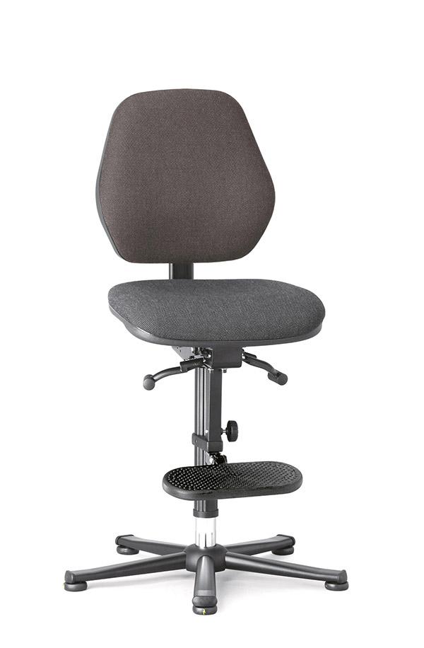 9152E ESD werkstoel Basic 3