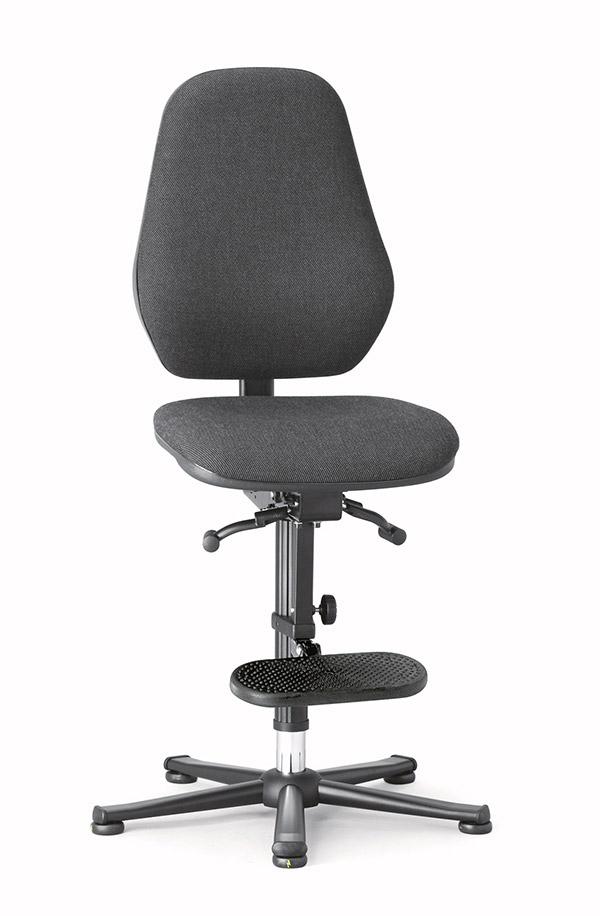 9156E ESD werkstoel Basic 3