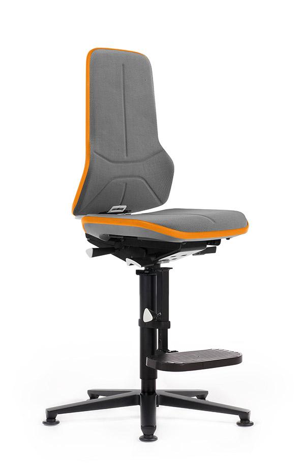 9571E ESD werkstoel Neon
