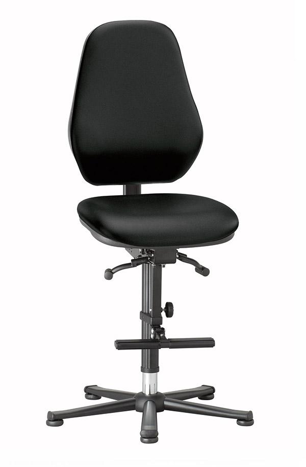 9136L Lab werkstoel Basic 3