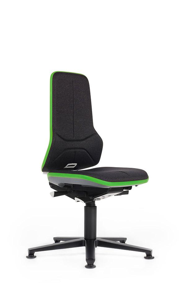 9560L Lab werkstoel Neon
