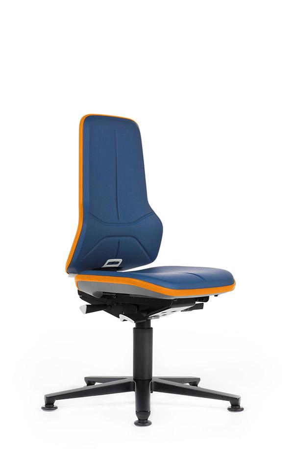 9570L Lab werkstoel Neon