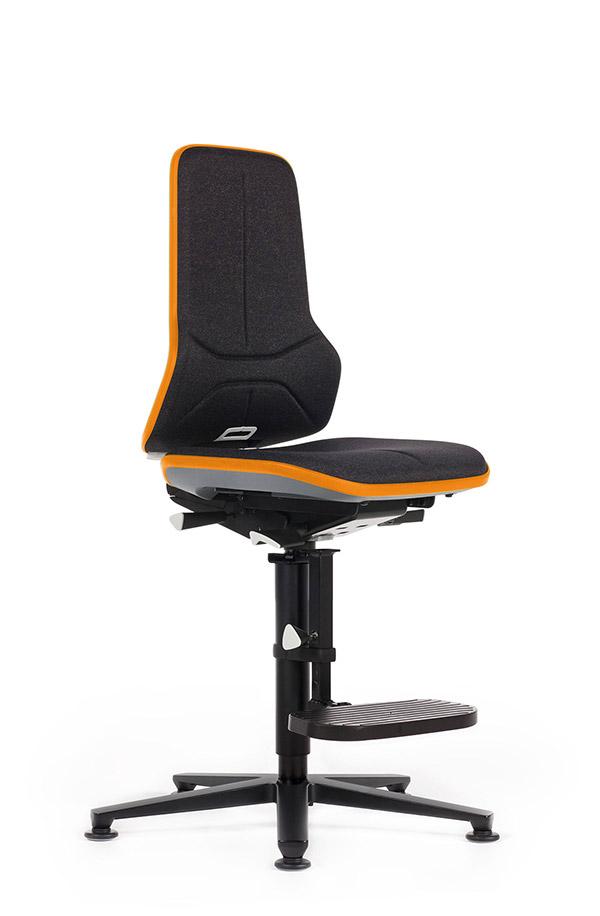9561 Produktie werkstoel Neon