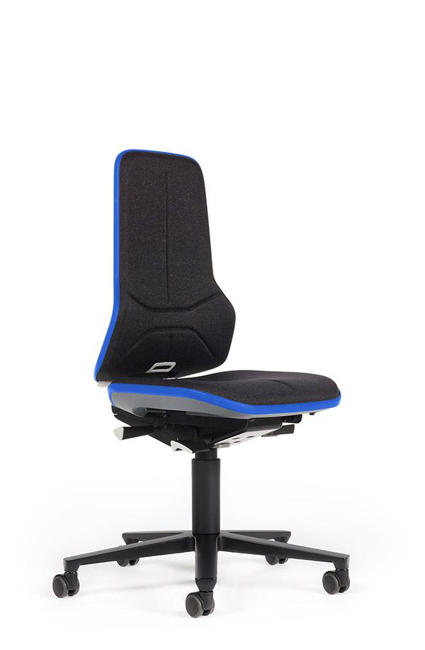 9563 Produktie werkstoel Neon