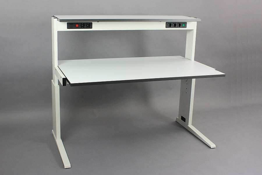 Flexiline basic instrument shelf 1800